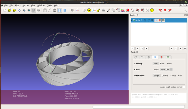 3D part design with Inkscape and Openscad part 6: pattern along a path